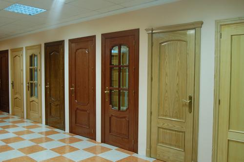 Fabrica de puertas materiales de construcci n para la for Fabrica de puertas de interior