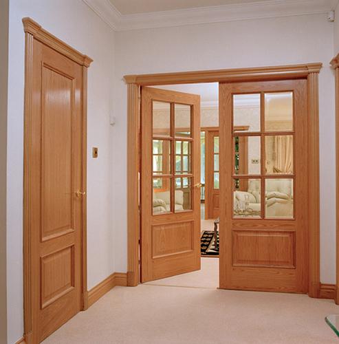 ambientes puertas