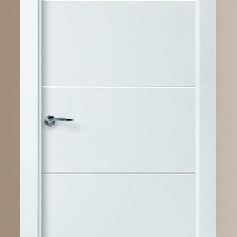 Puertas lacadas blancas puertas jemofer - Puertas blancas lacadas ...