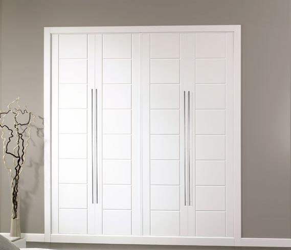 Armario puertas abatibles a lac 600 puertas jemofer Armarios empotrados puertas abatibles