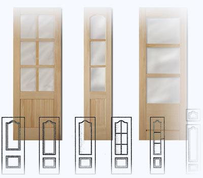 Vidrieras para puertas de madera disponibles puertas jemofer - Modelos de vidrieras ...