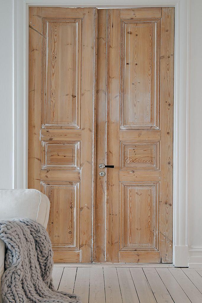 Puerta de interior decap puertas jemofer for Madera para puertas exteriores