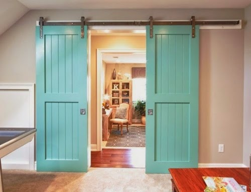 Puertas granero puertas jemofer - Puertas correderas interior rusticas ...