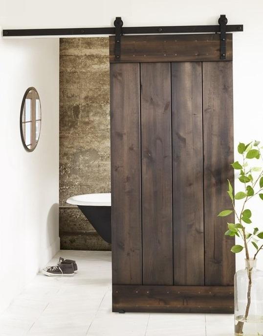 Puertas granero puertas jemofer for Puerta granero madera