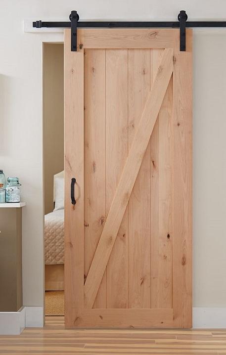 Puertas granero puertas jemofer for Catalogo de puertas de madera pdf