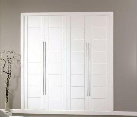 Puertas jemofer fabrica de puertas en block valera de abajo cuenca - Puertas de armario abatibles ...