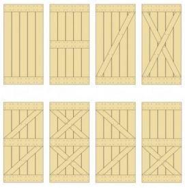 Puertas granero barn doors return puertas jemofer for Puerta granero madera