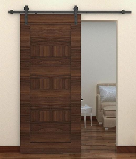 Puertas correderas granero modelos de puertas modernas - Puerta corredera granero ...